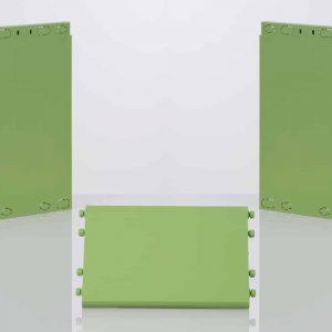 montant-et-tablette-clikube-vert-bambou
